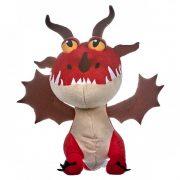Így neveld a sárkányodat 3 - Kampó plüss sárkány figura (25/30 cm)