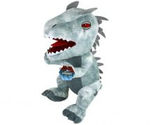 Jurassic World plüss figura 55 cm (SZÜRKE)