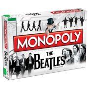 Monopoly - The Beatles társasjáték