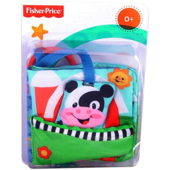 Fisher-Price Puhakönyv háziállatokkal