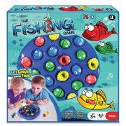 Horgászós társasjáték