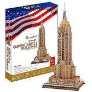 CubicFun MC048H 3D puzzle - Empire State Building (55 db-os)