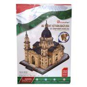 CubicFun 3D puzzle - Szent István bazilika (152 db)