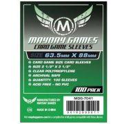 Mayday Games kártyavédõ kártyajátékokhoz 100 db-os csomag (63,5 x 88 mm)