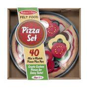 Melissa & Doug Filc pizza (42 db-os)