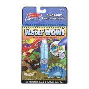 Melissa & Doug Rajzolás vízzel - Dinoszauruszok