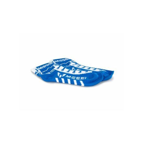 Messi buborékfoci zokni 2 db kék
