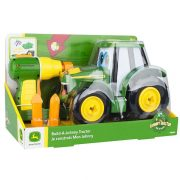 Tomy John Deere - Építs magad Johnny traktort!