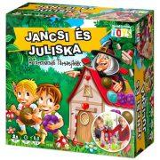 Jancsi és Juliska - A torkoskodó társasjáték (Új kiadás)