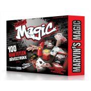 Marvin's Magic Szemfényvesztõ Mágikus készlet - 100 Trükk