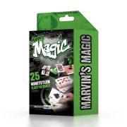 Marvin's Magic Szemfényvesztő Mágikus készlet - Hihetetlen kártyatrükkök