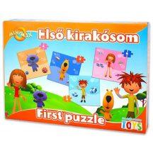 MiniMax First Puzzle - Első kirakóm