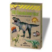 50 Dinoszaurusz - Minden amit az őslényekről tudni szeretnél