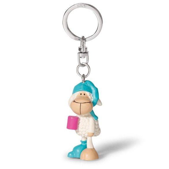 NICI KeyFriends 5 cm-es műanyag kulcstartó - JOLLY SLEEPY