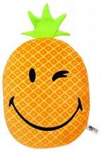 NICI Smiley World plüss párna - Ananász 25 x 32 cm