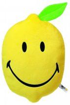 NICI Smiley World plüss párna - Citrom 27 x 38 cm