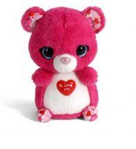 NICI NICIdoos Valentine plüss medve - JOLOLO 16 cm