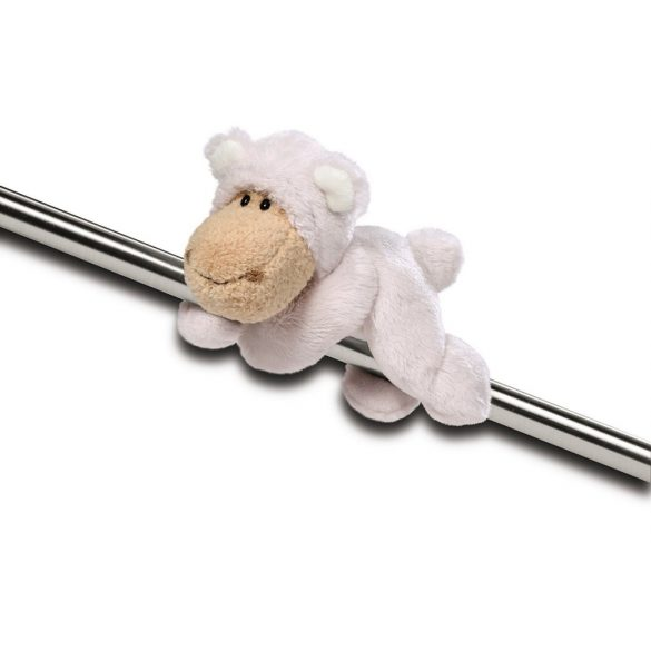 NICI Jolly Mah mágneses plüss bárány - JOLLY TESSA 12 cm