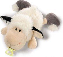 NICI Jolly Mäh plüss - JOLLY NETTY bébi bárány (fekvő) 30 cm