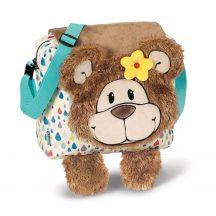 NICI Classic Bear plüss ovis táska - MACI LÁNY 25x25x7 cm