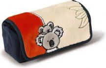 NICI Wild Friends plüss koala kihajtható tolltartó - KAOLA 19x7x7 cm