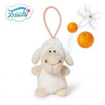 NICI Frischi illatos plüss figura - Bárány narancs illattal 8 cm