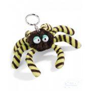 NICI Wild Friends babzsák kulcstartó - Octilla pók (10 cm)