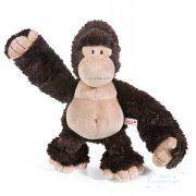 NICI Wild Friends - Torben lógó lábú gorilla plüss figura (20 cm)