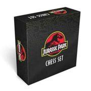 Jurassic World sakk készlet
