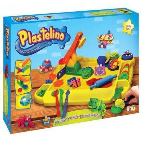 Plastelino Kreatív fantázia gyurmakészlet (NOR3257)