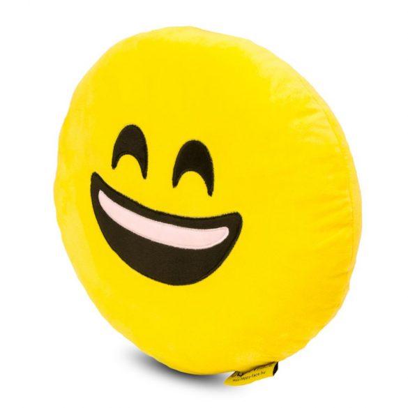 Boldog Emoji Párna
