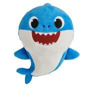 Baby Shark Cápa család zenélő plüss - Apa cápa