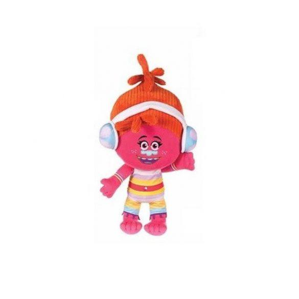 DreamWorks Trollok plüss figura - DJ. SUKI 30 cm-es