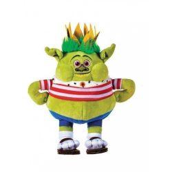 DreamWorks Trollok plüss figura - GRISTLE Jr. KIRÁLY (42 cm)