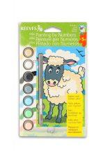 Reeves Mini festés számok után - Bárány