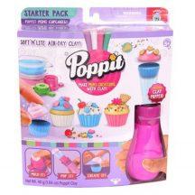 Poppit kezdő készlet - mini sütik