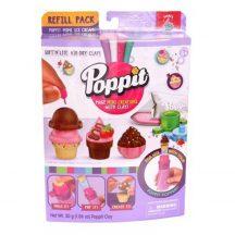 Poppit tematikus utántöltő csomag - mini fagyik