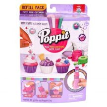 Poppit tematikus utántöltő csomag - mini sütik