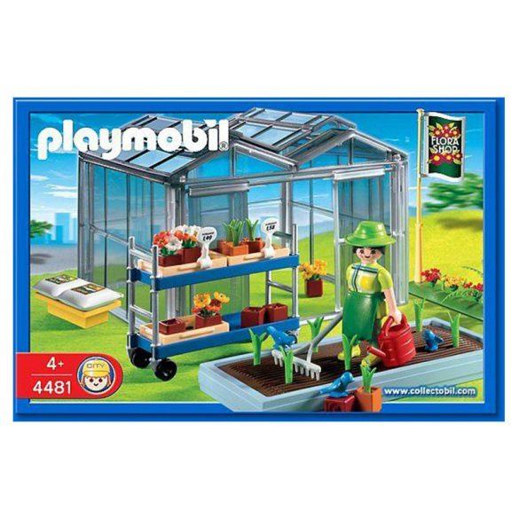 Playmobil 4481 Üvegház