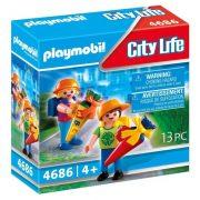 Playmobil City Life 4686 Első nap az iskolában