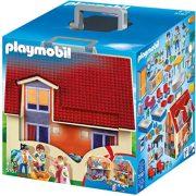 Playmobil Dollhouse 5167 Hordozható családi ház