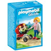 Playmobil City Life 5573 Ikerkocsi