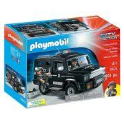 Playmobil City Action 5974 Speciális Egység terepjárója (SWAT terepjáró)