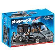 Playmobil City Action 6043 Rendőrségi szállítóautó