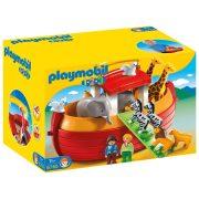 Playmobil 1-2-3 6765 Az én hordozható Noé-bárkám