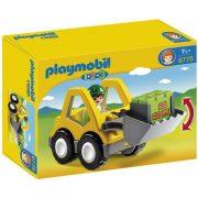 Playmobil 1-2-3 6775 Kis markoló