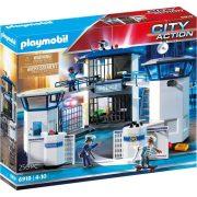 Playmobil City Action 6919 Rendőr-főkapitányság és börtön