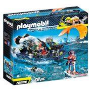 Playmobil Top Agents 70006 A Team S.H.A.R.K. Szigony hajója