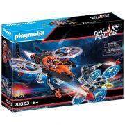Playmobil Galaxy Police 70023 Űrkalózok - Helikopter
