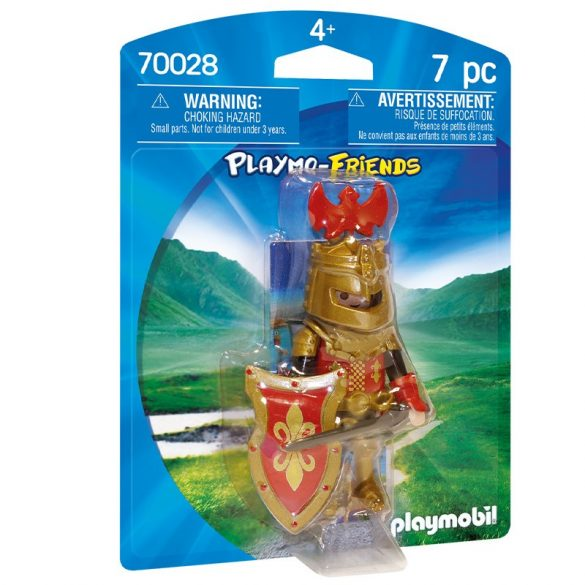 Playmobil Playmo-Friends 70028 Lovag